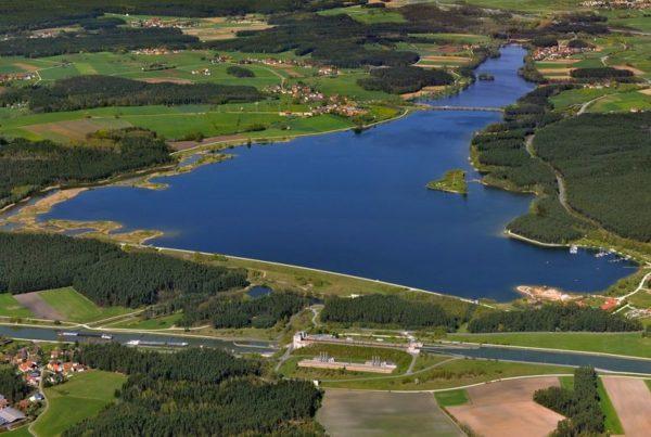 Rothsee (c) Luftbild Nürnberg